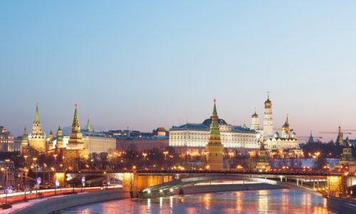Москва октябрь 2018