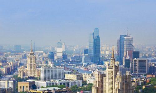 Москва июль 2019