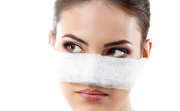 сколько заживает нос после ринопластики