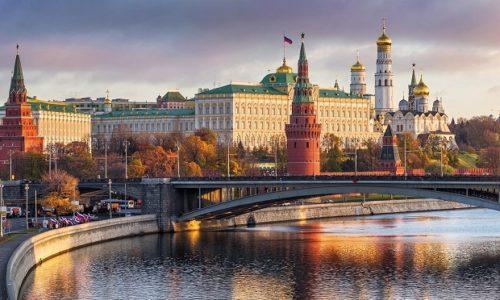 Москва сентябрь 2019